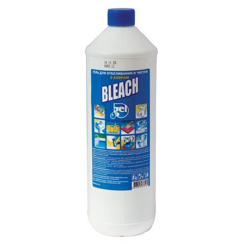 Средство для отбеливания и чистки тканей 1000мл Белизна BLEACH (Блич)  гель, ш/к 73489