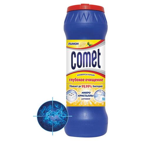 Чистящее средство дезинфицирующее 475 г, COMET (Комет)