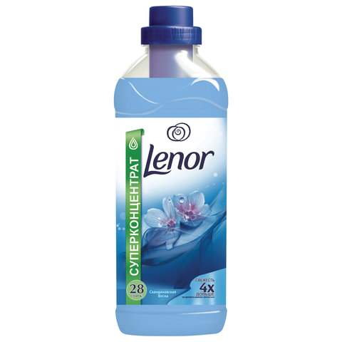 Кондиционер-ополаскиватель для белья 1 л, LENOR (Ленор)