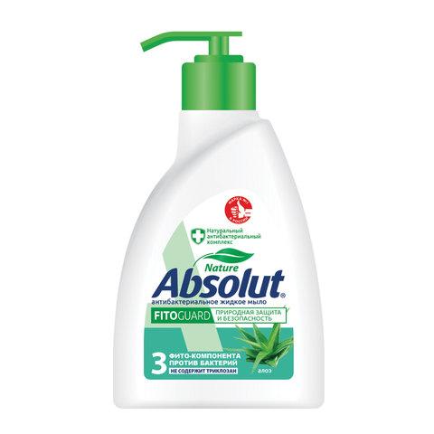 Мыло жидкое антибактериальное 250 мл ABSOLUT (Абсолют)