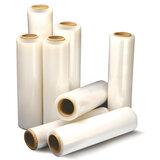 Стрейч-пленка для ручной упаковки 50 см х 232 м, 15 мкм, 1,6 кг - нетто, ПЕРВИЧНОЕ СЫРЬЕ, растяжение 300%