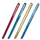 Пленка оберточная подарочная, 0,7х2 м, голографическая, цвет ассорти