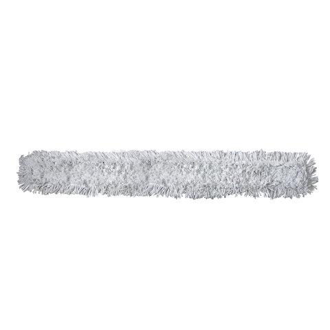 Насадка МОП плоская 100 см для цельной рамки, завязки, хлопок, держатель 601506, LAIMA PROFESSIONAL, 601511