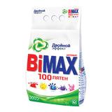 """Стиральный порошок-автомат 3 кг, BIMAX (Бимакс) """"100 пятен"""" (Нэфис Косметикс), 502-1"""