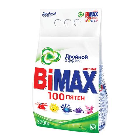 Стиральный порошок-автомат 3 кг, BIMAX (Бимакс)