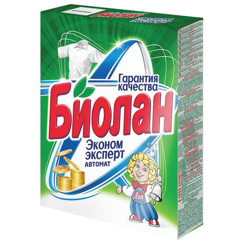 Стиральный порошок-автомат 350 г, БИОЛАН