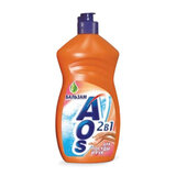 "Средство для мытья посуды 500 мл, AOS ""Бальзам"", 507-3"