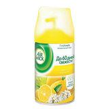 """Сменный баллон 250 мл, AIRWICK """"Лимон и женьшень"""", для автоматических освежителей, универсальный"""