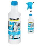 Средство для мытья стекол 500 мл, KARCHER (КЕРХЕР) CA40R, БЕЗ РАСПЫЛИТЕЛЯ, 6.295-687.0
