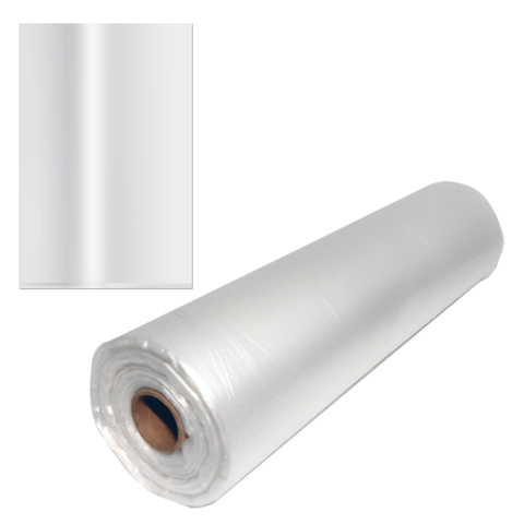 Пакеты фасовочные КОМПЛЕКТ 500 шт., 25x40, ПНД, 7 мкм, рулон на втулке