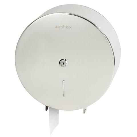 Диспенсер для туалетной бумаги KSITEX, нержавеющая сталь, зеркальный, бумага 124545, -546, 126092, -093, TН-5822 SWN