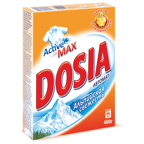 Стиральный порошок-автомат 400 г, DOSIA (Дося)