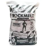 """Реагент антигололедный 20 кг, ROCKMELT (""""Рокмелт"""") гранитная крошка, фракция 2-5 мм, мешок"""