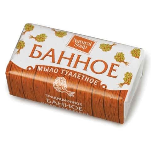 """Мыло туалетное 180 г, """"Банное"""" (Нэфис Косметикс),, 540-2"""