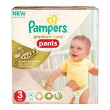 "Подгузники-трусики 56 шт., PAMPERS (Памперс) ""Premium Care Pants"", размер 3 (6-11 кг)"