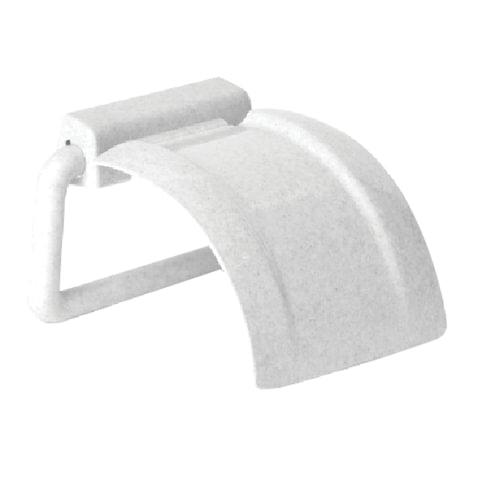 Держатель для туалетной бумаги, пластиковый, цвет мраморный, IDEA, М 2225