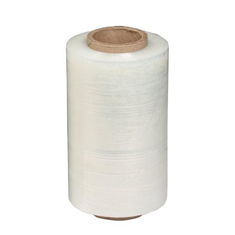 Стрейч-пленка для упаковки (мини-рулон), ширина 125 мм, длина 200 м, 0,46 кг, 20 мкм