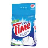 """Стиральный порошок-автомат, 3 кг, FREE TIME (Фри Тайм) """"Для белого"""" (Нэфис Косметикс), 353-5"""