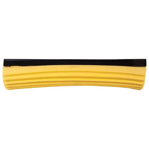 Насадка МОП для швабры самоотжимной роликовой, PVA 27 см, желтая, LAIMA, 603599