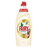 """Средство для мытья посуды, 650 мл, FAIRY (Фейри) ProDerma """"Алоэ Вера и Кокос"""", для чувствительной кожи рук"""
