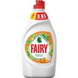 """Средство для мытья посуды, 450 мл, FAIRY (Фейри) """"Апельсин и лимонник"""""""