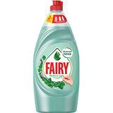 """Средство для мытья посуды, 900 мл, FAIRY (Фейри) Нежные руки """"Чайное дерево и мята"""""""
