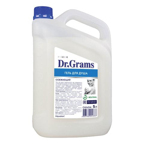 Гель для душа 5 л, DR.GRAMS