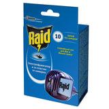 Средство от насекомых фумигатор + пластины RAID (Рейд), 10 пластин, 639958