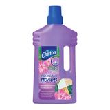 """Средство для мытья пола 1 л, CHIRTON (Чиртон), не содержит фосфатов, """"Утренняя роса"""", YGIR-673"""