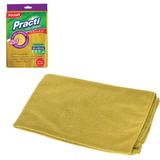 "Тряпка для мытья пола PACLAN ""Practi"", микрофибра, 50х60 см, 411020"