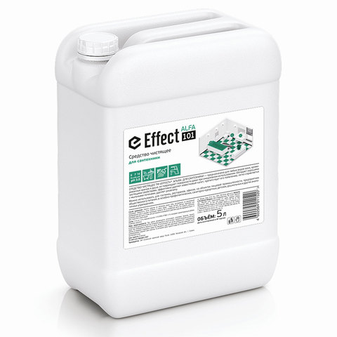 Чистящее средство для сантехники 5 кг, EFFECT