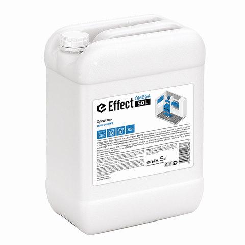 Средство для стирки жидкое универсальное 5 кг, EFFECT