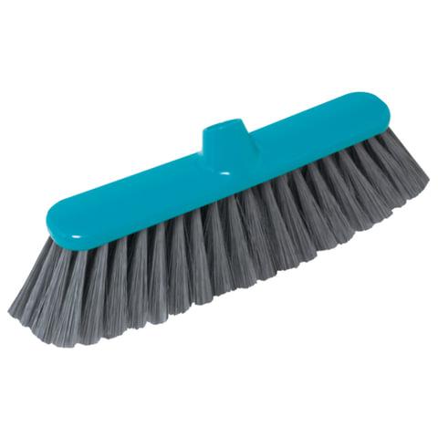 """Щетка для уборки, ширина 32 см, длина щетины 6 см, плотная набивка, пластик, ассорти, """"Galina"""", YORK, 50080"""