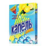 """Стиральный порошок для всех типов стирки 400 г, КАПЕЛЬ """"Лимон"""", 4301020009"""