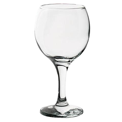 Набор бокалов для вина, 6 шт., объем 290 мл, стекло,
