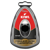 """Губка для обуви KIWI """"Express Shine"""", черная, с дозатором, 644455"""