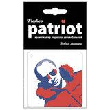 """Ароматизатор автомобильный подвесной картонный """"Patriot Путин"""", аромат """"Новая машина"""", AR1PK005"""