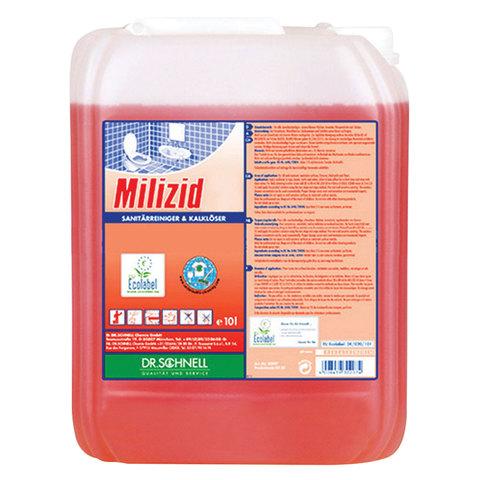 Средство для уборки санитарных помещений 10 л, DR.SCHNELL