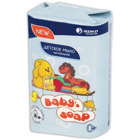 Мыло туалетное детское 90 г, BABY'S SOAP (Бейби соап),