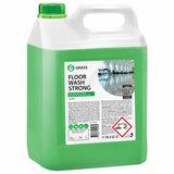 Средство для мытья пола 5,6 кг GRASS FLOOR WASH STRONG, щелочное, низкопенное, концентрат, 125193