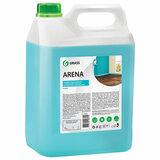 Средство для мытья пола 5 кг GRASS ARENA, с полирующим эффектом, нейтральное, концентрат, 218005