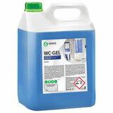 Средство для уборки сантехнических блоков 5,3 кг GRASS WS-GEL, кислотное, гель, 125203