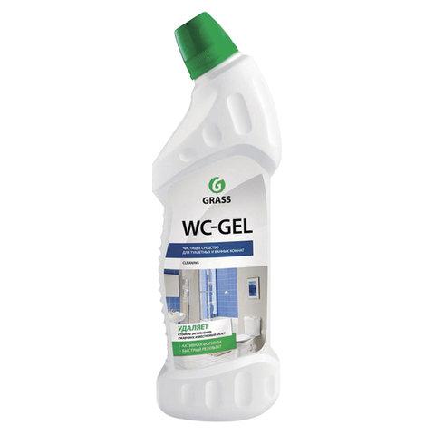 Средство для уборки санитарных помещений 750 мл GRASS WS-GEL, кислотное, гель, 219175