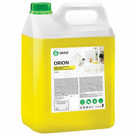 Средство моющее универсальное 5 кг GRASS ORION, нейтральное, низкопенное, концентрат, 125308