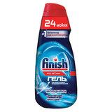 """Гель для мытья посуды в посудомоечных машинах 600 мл FINISH All in 1 MAX,""""Чистота до блеска"""", 3071032"""
