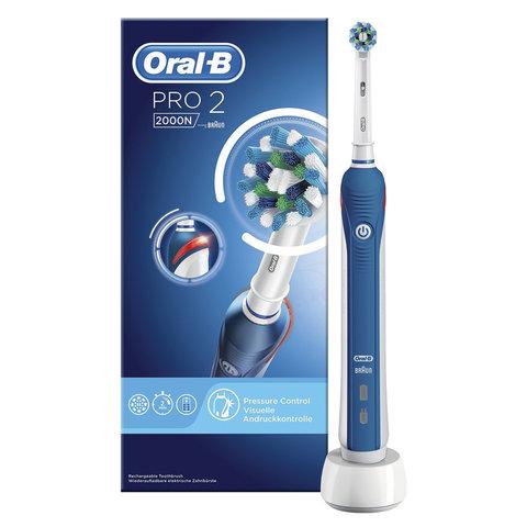 Зубная щетка электическая ORAL-B (Орал-би)