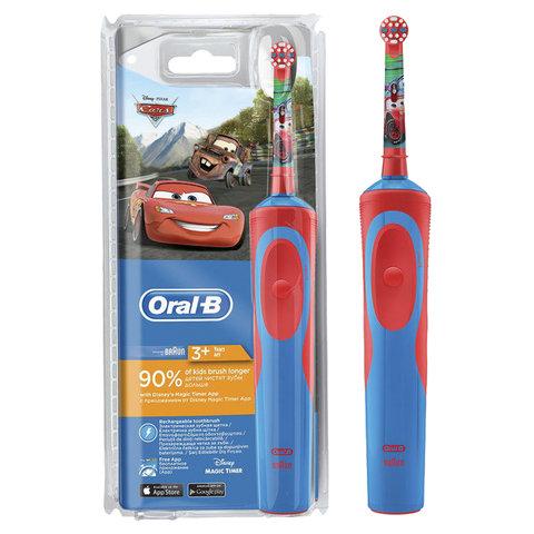 Зубная щетка электрическая детская ORAL-B (Орал-би) серия