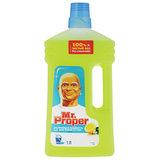 """Средство для мытья пола и стен 1 л, MR. PROPER (Мистер Пропер) """"Лимон"""", 1008196"""
