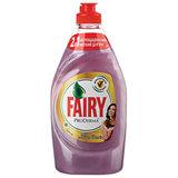 """Средство для мытья посуды 450 мл FAIRY (Фейри) ProDerma """"Шёлк и Орхидея"""", 1009344"""