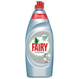 """Средство для мытья посуды 650 мл FAIRY (Фейри) Platinum, """"Ледяная свежесть"""", 1009471"""